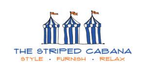 Striped Cabana