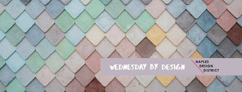 Join us at Wednesday by Design