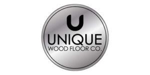 Unique Wood Floor Company Logo