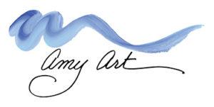 Amy Art Logo